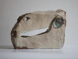 Pferdekopf, Olivia Weiss