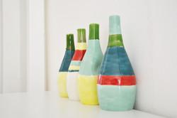 Porzellanflaschen