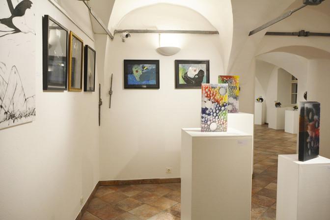 Gerhard Weiss zur Eröffnung der Ausstellung über Olivia Weiss :)