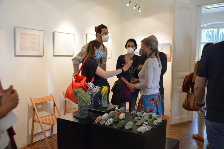 `Zustände` in der Galerie am Lieglweg FINISSAGE