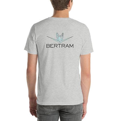 Classic Bertram Logo Short-Sleeve Unisex T-Shirt