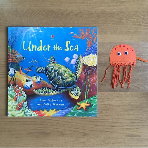 Jellyfish Craft & Under the Sea