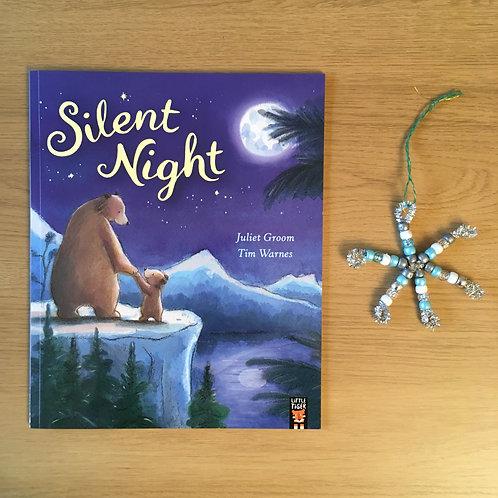 Snowflake Decoration & Silent Night