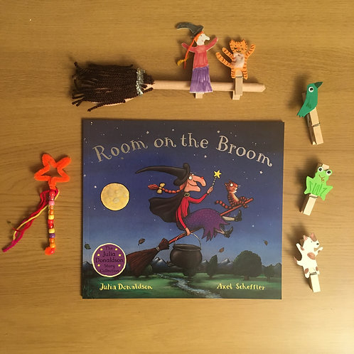 Room on the Broom - Story Crafters Box