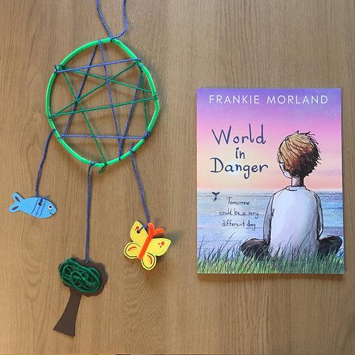 World In Danger - Dream Catcher Craft Kit