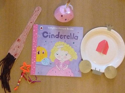 Cinderella - Craft Box