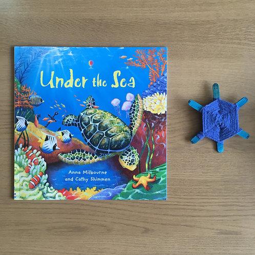 Under the Sea - Turtle Craft Kit
