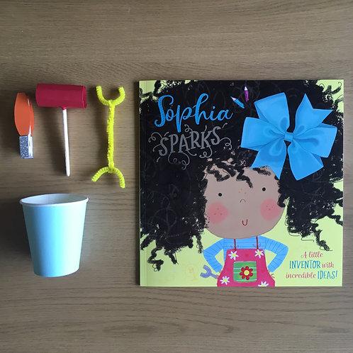 Sophia Sparks - Tool Kit Craft