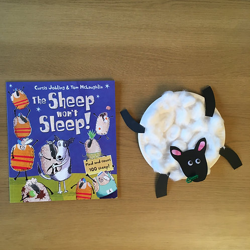 Fluffy Sheep & Sheep Won't Sleep