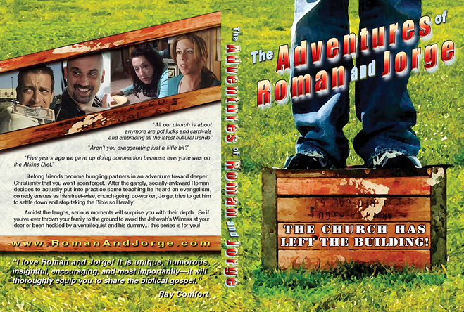 Roman And Jorge DVD cover