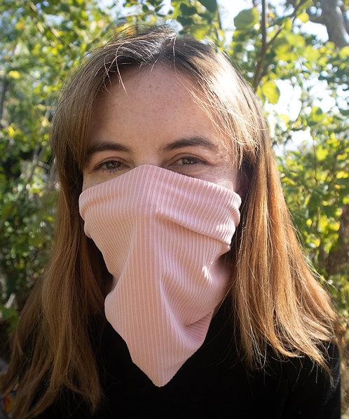Rose Pink Multi-Use Face Mask/Scarf