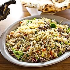 Tibetan Fried Rice