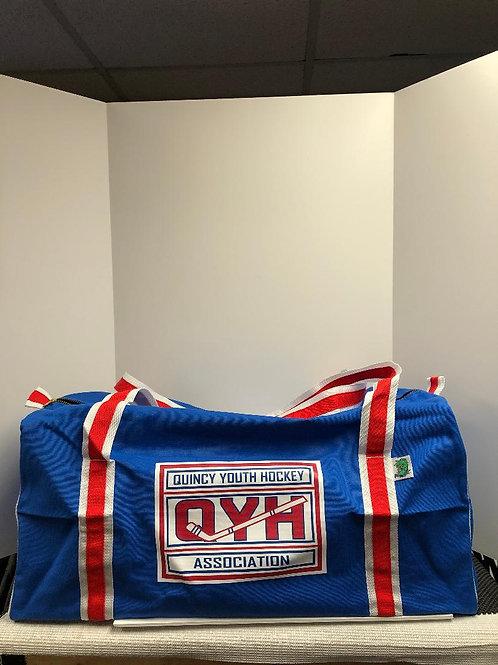 QYH Large Player Canvas Hockey Bag