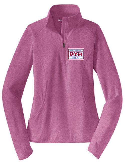 Sport-Tek Ladies 1/2 Zip Pullover