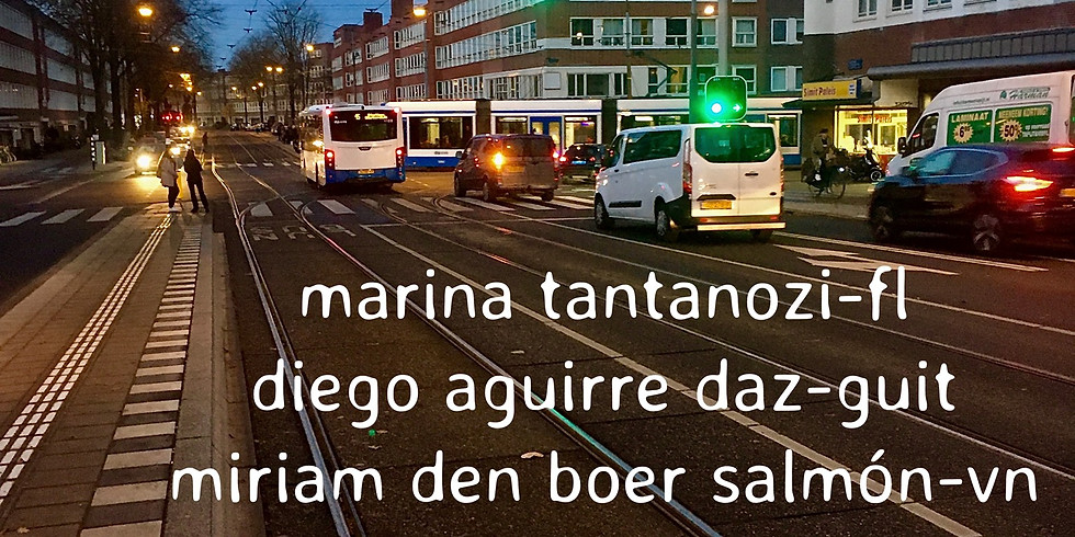 Tantanozi/ Aguirre Daz/ den Boer Salmon