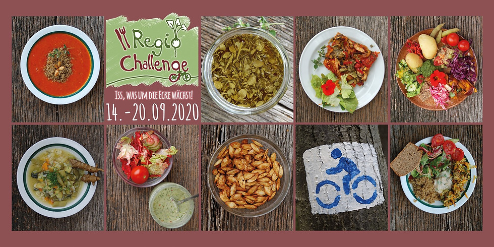 Regio Challenge 2020 at The Lab - Zucchini Monster