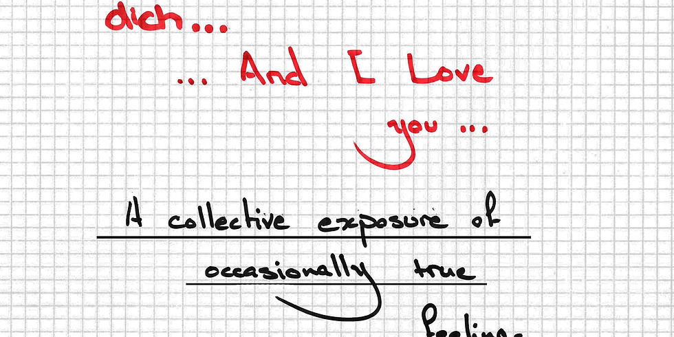 ... And I love you ... Finissage