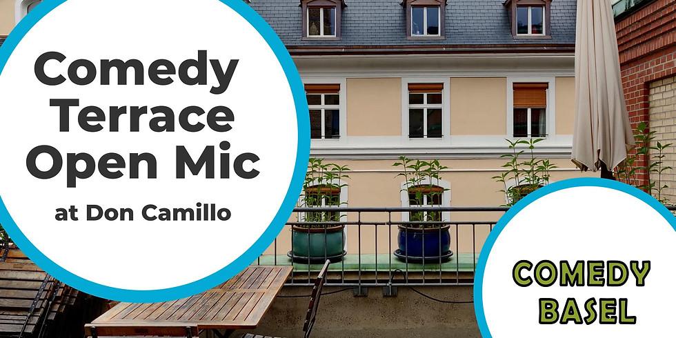Comedy Terrace Open Mic