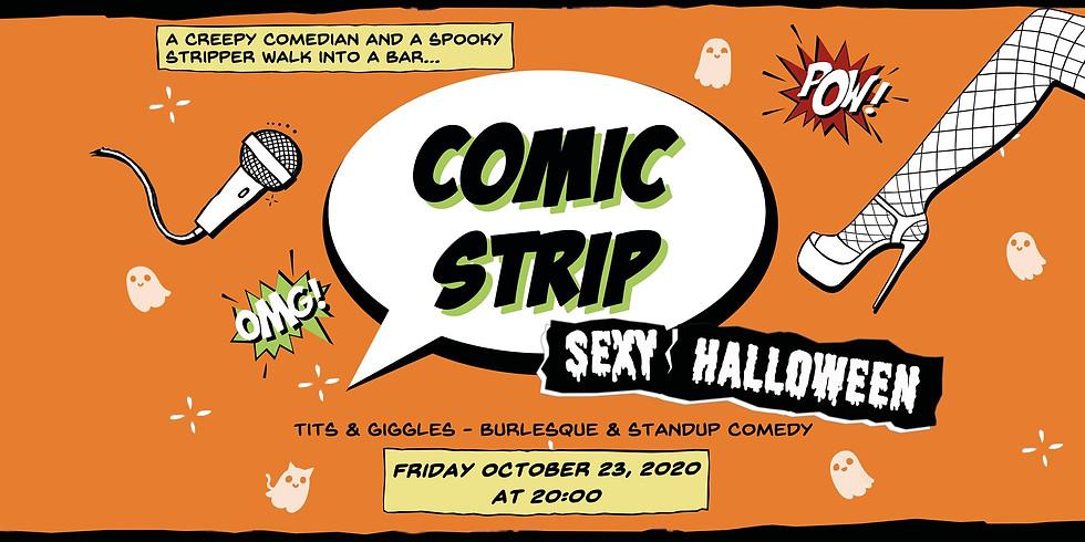 COMIC STRIP - Sexy Halloween