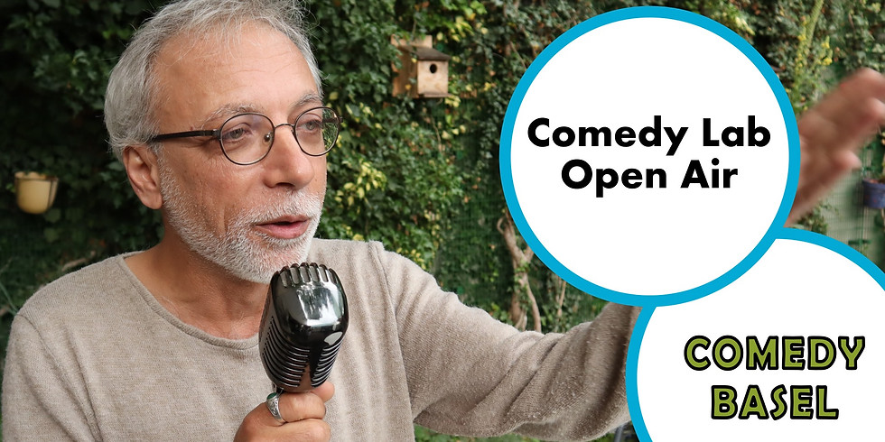 Comedy Lab - Open Air