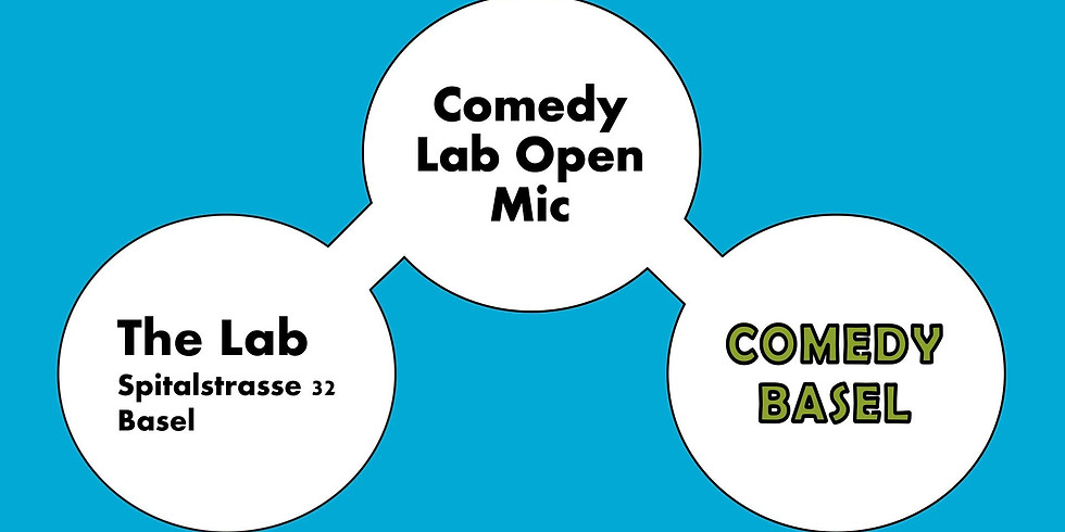 Comedy Lab - Open Mic