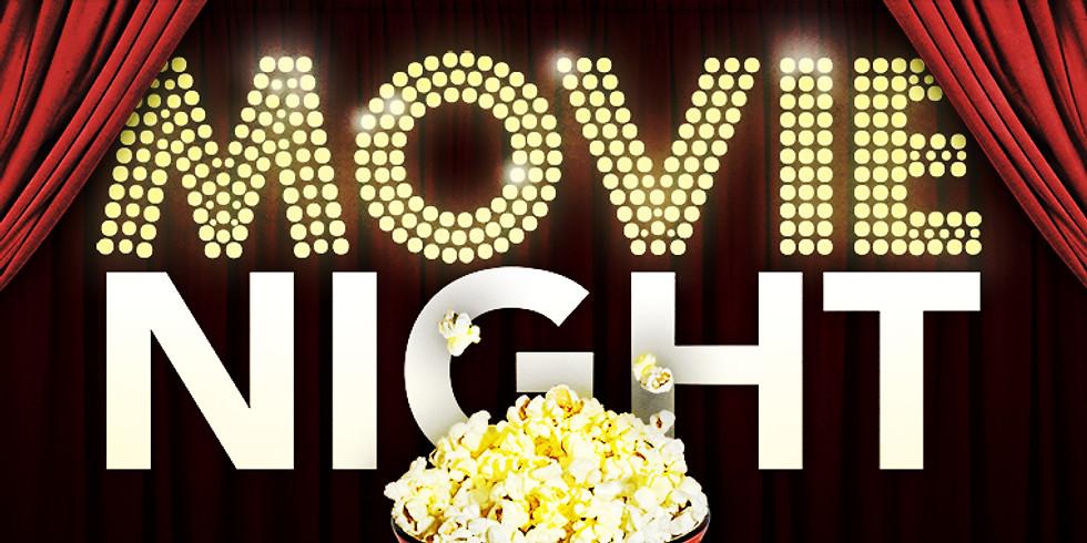 Movie Night + Popcorn