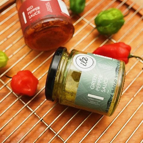 ile Foods Green Pepper Sauce