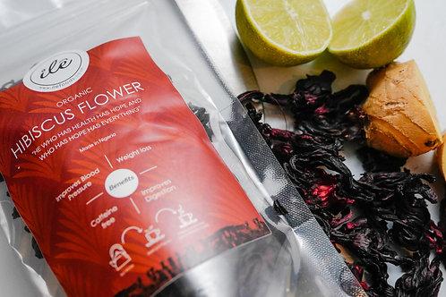ile Foods Organic Hibiscus Flower
