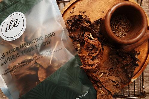 ile Foods Dried Papaya Leaves /Paw Paw/Custard Apple Leaf