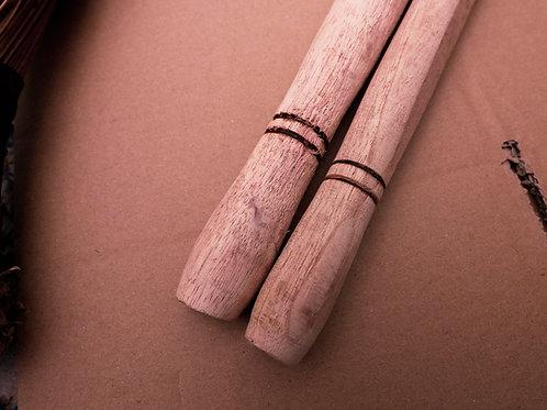 Turning Stick (Omorogun)Thick End