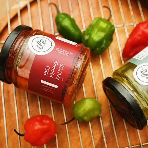 ile Foods Red Pepper Sauce