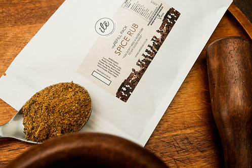 ile Foods Spice Rub (All Purpose) Refill Pack