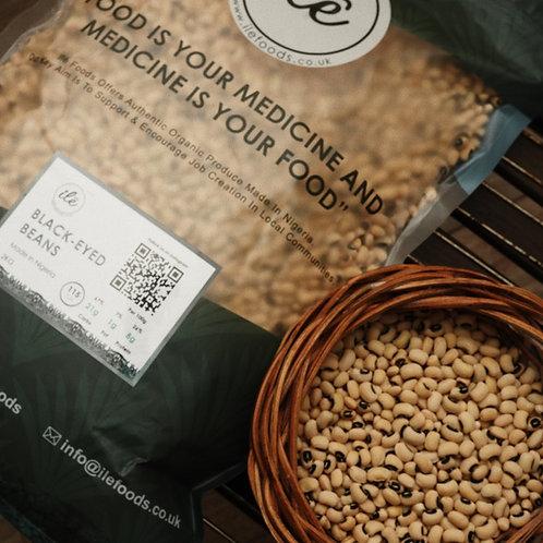ile Foods  Black Eyed Beans