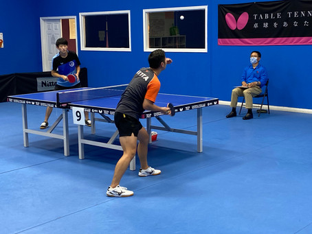 The Science of Table Tennis - Introduction
