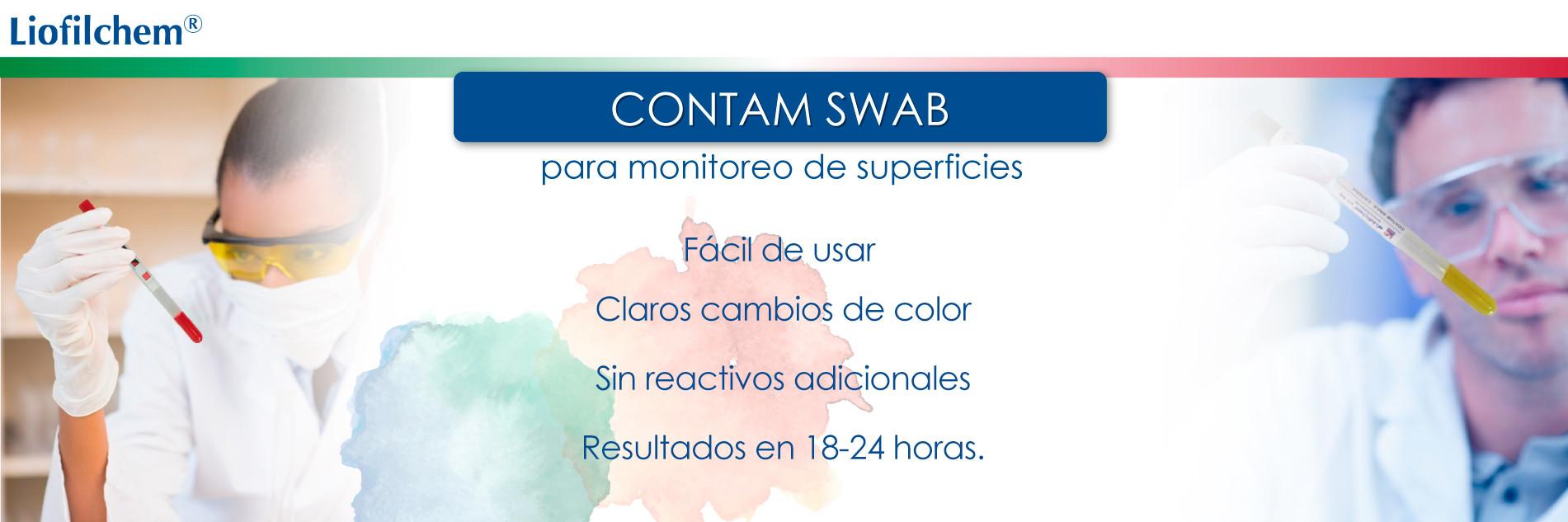 CONTAM SWAB