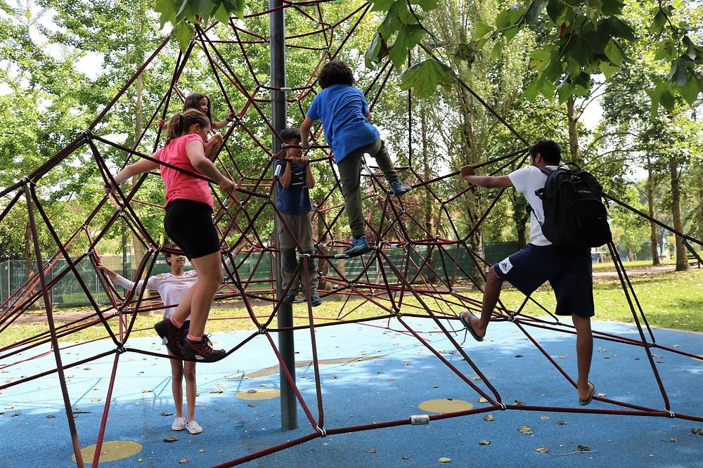 Flexicamps actividades niños