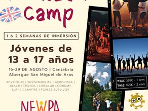 TeeNature Camp