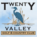 Twenty Valley Golf Logo