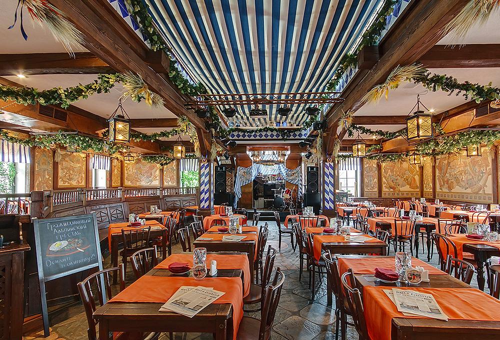Карл и Фридрих ресторан недалеко от ElaginIsland.com Гостиницы - Отели - Апартаменты
