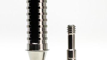 Временные абатменты. Все основные имплантационные системы в наличии. DZirconia.com +7-921-366-1773