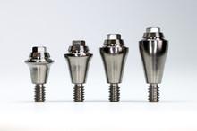 Мультиюниты OSSTEM  regular Высота шейки 1,5 мм; 2,5 мм; 3,5 мм и 4,5 мм