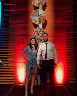 XO Duo performing at the Hello World Conference at the Adelaide Wine Centre.  Sydney acoustic duo - corporate event.