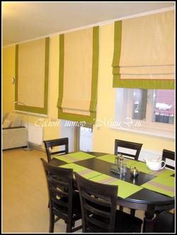 Мишэль_шторы в кухню №3