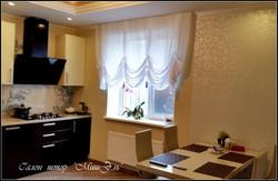 мишэль_шторы в кухню №1