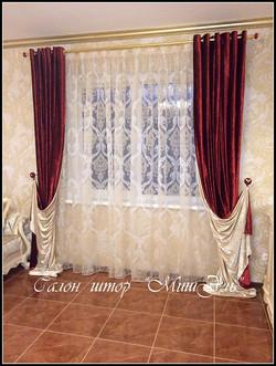 Мишэль_шторы в гостиную №2