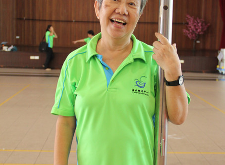 O'Joy Volunteer Feature: Never Too Old to Volunteer!
