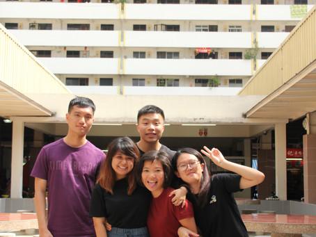 Interns from SMU