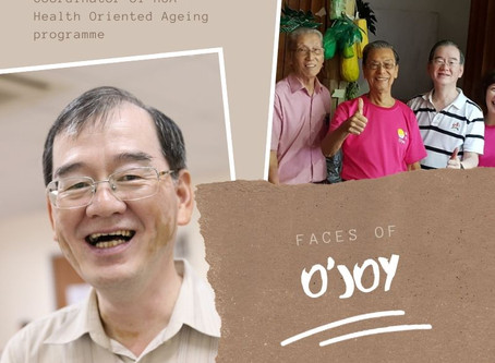 Faces of O'Joy - Chee Hong