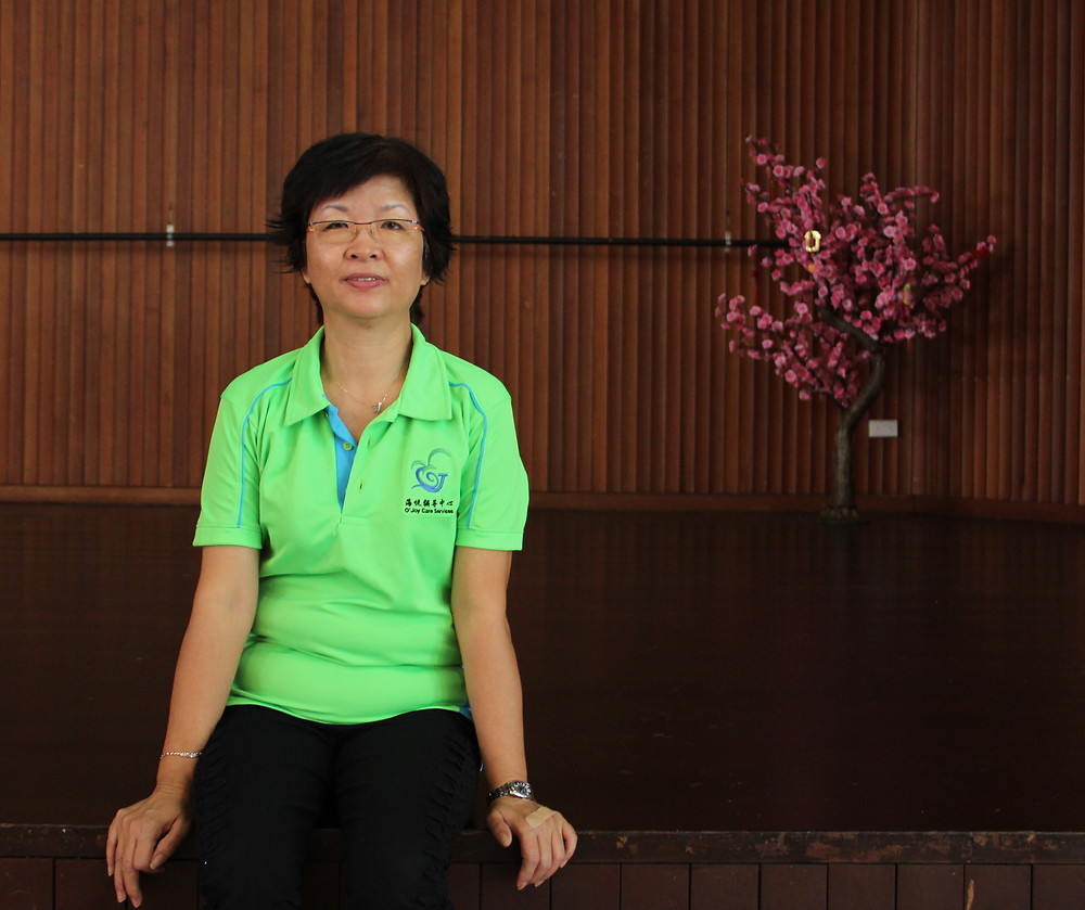 York Chin, 59 years old