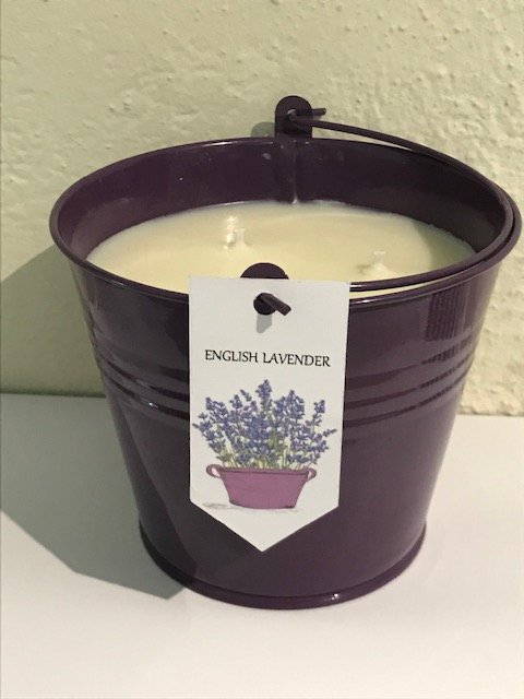 Lavender - Mulberry bucket